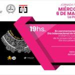 Jornada Federal en conmemoración del día Internacional de la Mujer