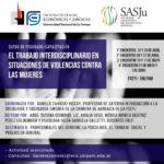 Curso de Posgrado/Capacitación: El trabajo interdisciplinario en situaciones de violencias contra las mujeres