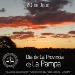 20 de Julio: Día de La Provincia de La Pampa