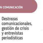 Programa de capacitación en Comunicación