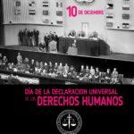Día de la declaración universal de los Derechos Humanos